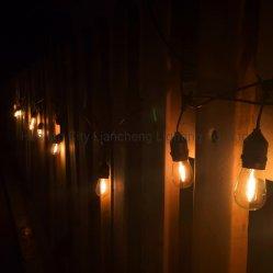 S14 Solar Retro Illumination Versier Christmas Project Glass gloeilamp LED Lamp