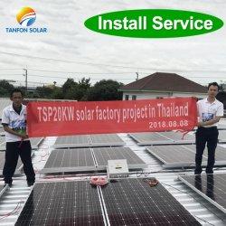 5kw Solar auf Rasterfeld-Systems-Solarwind-Rechnersystem-freie Energie-Wind-Generatoren