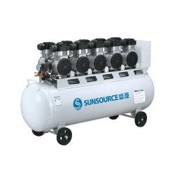 Industriales de Alta Presión del cilindro de 5 230 L de aceite del compresor de aire libre