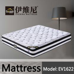 Mola Interna de cama com colchão e travesseiro para o quarto conjuntos de mobiliário