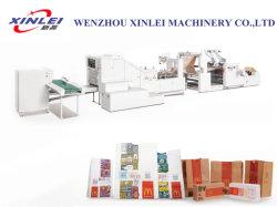 Полностью автоматический высокоскоростной бумажный мешок машины заводская цена