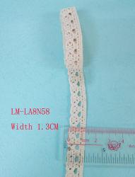 의복 부속품 색깔 소매 DIY Artic 트리밍 화학 레이스 손질 길쌈 파 작은 털실 레이스 Purfle 자수 크로셰 뜨개질 1cm 2cm 면 레이스 롤