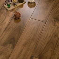Eiken houten vloeren/massief Frans eiken vloeren/parket