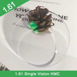 1.61 MR-8 Plus Single Vision UV400 HMC EMI optische lens