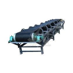 Industria minera cinta transportadora usada cinta transportadora de arena de sílice