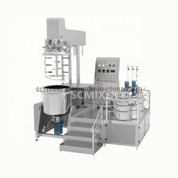 Venta caliente abajo homogeneizador mezclador emulsificador de vacío máquina