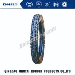 17 gomma di gomma di nylon /Tyre (3.00-17) del tubo del motociclo di pressione bassa del reticolo del fango della neve della gomma naturale della gomma di polarizzazione della cinghia dell'OEM di pollice nuova 6pr con il PUNTINO E-MARK di iso ccc