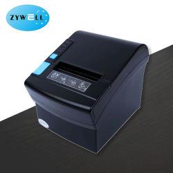 Stampante POS da 80 mm con stampa termica diretta, velocità di stampa 260 mm/S. Stampante per biglietti di ricevuta di fatturazione Bluetooth