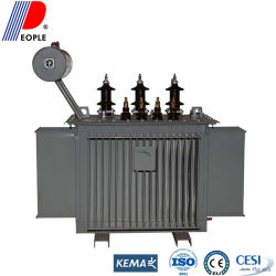 S10 série haute tension 11kv immergée d'huile de transformateur de distribution