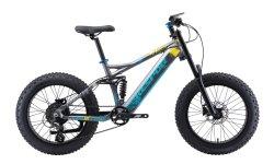 """20 """" bici grassa elettrica della gomma del motore elettrico della bicicletta 500W di montagna della batteria integrated grassa della bici"""
