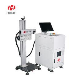 Neue Produkt-Edelstahl-kupferne Plastikfußboden-Faser-Laser-Markierungs-Aluminiummaschine
