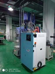 Tipo compatto essiccatore industriale più asciutto deumidificante del deumidificatore del favo con il caricatore
