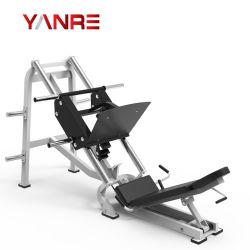 Nouveau design de gros de l'exercice entraîneur fonctionnel de la machine de l'équipement de Fitness Gymnase commerciales chargé de la plaque presse jambes linéaire