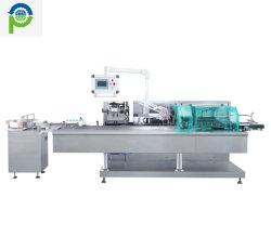 Horizontal farmacéutica de cartón automática Máquina de embalaje Caja Cartoning máquinas de fabricación en China