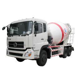 5cbm/5m3 Vrachtwagen 6 van de concrete Mixer Kubieke Meters die Apparatuur mengen met Hydraulische Pomp