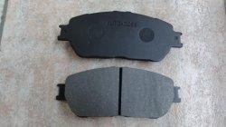 Fabricante China Auto piezas de repuesto de alta calidad de pastillas de freno de disco para Toyota Corona 2222 Non-Asbestos