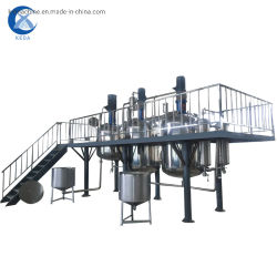 Präzisionsauswahl Komplette Lackierlinie / Farbe Produktionsanlage / Farbe Produktionsmaschine