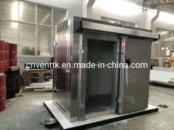 Personalizzato 40 piedi del congelatore del contenitore di cella frigorifera dell'acciaio inossidabile