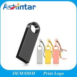 Azionamento dell'istantaneo del USB di memoria del USB del metallo mini della penna dell'azionamento 16GB 32GB del bastone chiave istantaneo di memoria