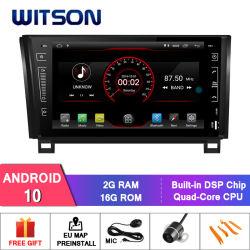 Witson 9-дюймовый экран Android 10 DVD система навигации для Toyota тундре 2007-2013