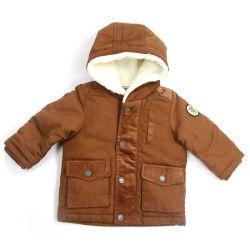 الأطفال ملابس الشتاء الأطفال الملابس الخارجية القطن القطن مضاف هوتكن الأطفال شتاء معطف