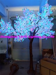 La vendita calda Ce/RoHS di Yaye 18 impermeabilizza IP65 tutti i generi di palme della noce di cocco Tree/LED dell'albero di salice del ciliegio /LED del ciliegio/LED dell'acero Tree/LED del LED LED