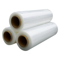 L'utilisation manuelle du PEBDL Emballage thermorétractable transparente PEBDL palette film étirable /Stretch Film/film étirable/Emballage d'étanchéité