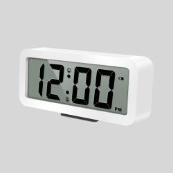 Производители работают от аккумулятора электронной большой цифровой ЖК-дисплей с часами и будильником