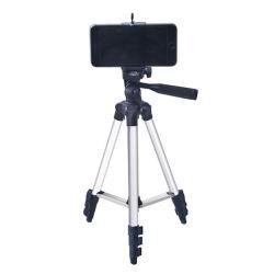 3110 iPhone용 휴대용 삼각대 비디오 카메라(3방향 머리