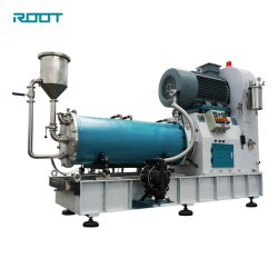 Dye Production를 위한 Rtsm Aj Disc Rotor Bead Mill