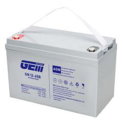 12V 65ah batería de plomo ácido UPS/Seguridad/coches/Energía Solar/Juguetes