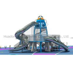 Kind Bunte Drehstuhl Spielplatz Vergnügungspark Merry Go Round Personalisiere Spielplatzausrüstungen CE/ASTM/TÜV/GS
