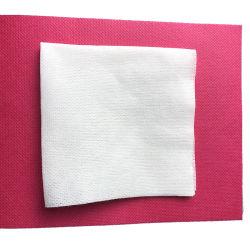 Différentes couleurs de tissu Non-Woven Spunlace ordinaire