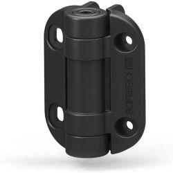 SafeTech hardware SHG-90L bisagras de puerta con tensión de autocierre ajustable para Verjas de jardín de esgrima