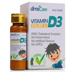 Vd 3 orale flüssige Cholecalciferol pharmazeutische Chemikalie 300000 Iu-