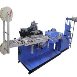 Écran couleur unique de l'impression de la machine pour rubans Grosgrain