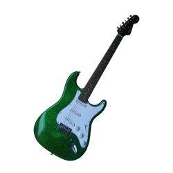 SGS는 중국 자유롭게 발송하는 각종 작풍 유행 마호가니/단풍나무/자단, 일렉트릭 기타의 공장 전문가에 의하여 주문을 받아서 만들어진 생산을 증명했다