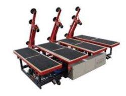 유리 자동 이동식 언로딩 테이블 절단 및 적재 및 파쇄 유리 기계