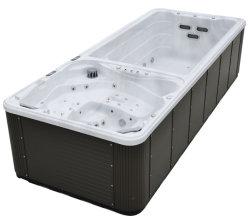 5800 Poool interminável Banheira de Hidromassagem nadar SPA no Inverno