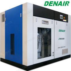 Refrigeración de aire exento de aceite compresor de aire de tornillo rotativo seco CompacAir Marca
