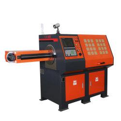 3D Veelvoudige CNC van de As Machine van de Productie van de Lente van de Draad Buigende