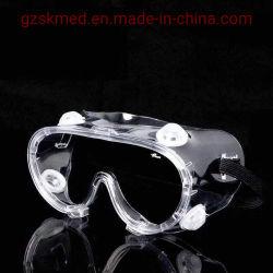 PPE protettivo Gzsk degli occhiali di protezione di vetro di sicurezza della nebbia