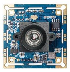 2MP Sony Imx322 Sensor H. 264 Module van de Camera van kabeltelevisie van de Verlichting USB van het Niveau Starlight& van het Formaat High-Definition Lage