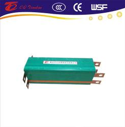 Conductor de cobre de multipolo cerrados de seguridad del sistema de barras