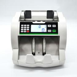 探知器機械を数える紫外線Mgの検出の現金お金に注意しなさい