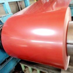 PPGI/Gi/PPGL/Gl/Folha de metal pintada/chapa de telhado galvanizada revestida a cores/telhas onduladas/Prédio de Galvalumed Material/bobina de alumínio