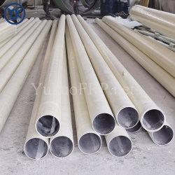 중국 섬유에 의하여 강화된 중합체 플라스틱 FRP는 수관을 배관한다