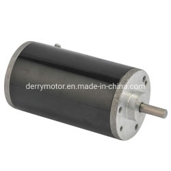 OD 57 mm 12 V 24V 2800 omw/min PMDC-motor voor zonnesysteem
