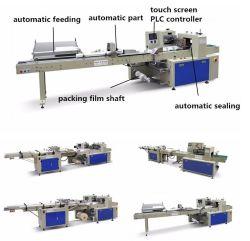 단 하나 컵 능률적인 처분할 수 있는 플라스틱 종이컵 사발 자동적인 포장 기계