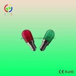 LED multicolores S6 firmar las lámparas, de color LED S6 E12/E14 Festival Bombilla, LED S6 E12/E14 de la luz de la cadena